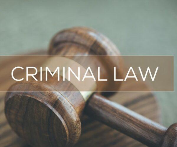 Dret i procés penal